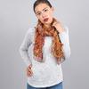 AT-03733-VF16-foulard-mousseline-de-soie-fleurs-psychedeliques-marron