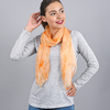 AT-03837-VF16-foulard-mousseline-soie-orange-jaune