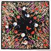 AT-04034-A16-carre-de-soie-papillons-et-fleurs-noir