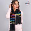 AT-03668-VF16-LB_FR-echarpe-legere-noire-rayures-multicolores