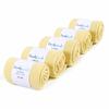 CH-00431-F16-lot-5-paires-de-chaussettes-homme-jaunes-pailles-unies