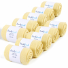 CH-00432-F16-lot-10-paires-de-chaussettes-homme-jaunes-pailles-unies
