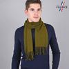 AT-03236-VH16-LB_FR-echarpe-franges-kaki-homme-fabrication-francaise