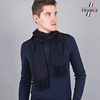 AT-03464-VH16-LB_FR-echarpe-homme-bleue-marine-franges-fabrication-france