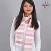 AT-03487-VF16-LB_FR-echarpe-rayures-rose-creme-fabrication-france