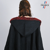 AT-03247-VF16-3-LB_FR-poncho-a-capuche-perles-rouge-fabrication-francaise