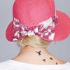 CP-00907-VF16-3-chapeau-paille-femme-fuchsia-ruban-violet
