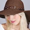 CP-00912-VF16-2-chapeau-femme-marron-ruban-a-pois