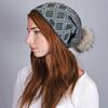CP-01045-VF16-1-bonnet-femme-pompon-gris-fonce