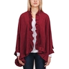 AT-00894-VF10-P-poncho-cape-polaire-rouge