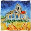 AT-01413-A10-carre-soie-van-gogh-eglise-auvers-sur-oise