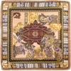 AT-02115-A10-carre-de-soie-motifs-indiens-bronze - Copie