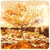 AT-02126-A10-carre-soie-arbre-orange-beige - Copie