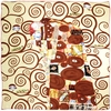 AT-02147-A10-carre-soie-epaisse-gustave-klimt-ecru - Copie