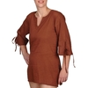 AT-02456-V10-blouse-coton-plage-marron