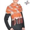 AT-03202-VF10-LB_FR-echarpe-femme-a-carreaux-orange-fabrique-en-france