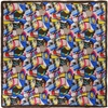 AT-04377-A10-carre-soie-marron-motifs-abstraits-multicolores