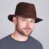 CP-01016-VH10-1-chapeau-homme-marron-feutre-de-laine - Copie
