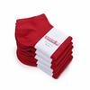 CH-00331-F10-soquettes-femme-rouge-lot-5-paires