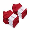 CH-00332-F10-soquettes-femme-rouge-lot-10-paires