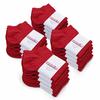 CH-00333-F10-soquettes-femme-rouge-lot-20-paires