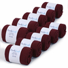 CH-00417-F10-lot-10-paires-de-chaussettes-homme-rouges-unies
