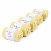CH-00431-F10-lot-5-paires-de-chaussettes-homme-jaunes-pailles-unies