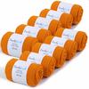 CH-00442-F10-lot-10-paires-de-chaussettes-homme-oranges-unies