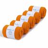 CH-00441-F10-lot-5-paires-de-chaussettes-homme-oranges-unies