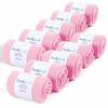 CH-00452-F10-lot-10-paires-de-chaussettes-homme-roses-pales-unies