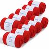 CH-00457-F10-lot-10-paires-de-chaussettes-homme-rouges-unies