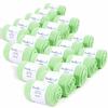 CH-00483-F10-lot-20-paires-de-chaussettes-homme-vertes-pomme-unies