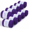 CH-00492-F10-lot-10-paires-de-chaussettes-homme-violettes-unies
