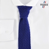 CV-00219-F10-LB_FR-cravate-tricot-bleue-marine-fabrication-francaise