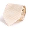 CV-00344-F10-cravate-faux-uni-homme-beige-champagne