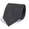 CV-00350-F10-cravate-noire-faux-uni-dandyotuch