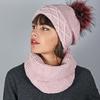 AT-05890-VF10-bonnet-et-snood-femme-rose