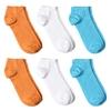 CH-00706-A10-P-soquettes-femme-lot-6-paires-assorties-bleu-blanc-orange