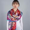 AT-05956-VF10-etole-soie-fleurs-abstraites-multicolores