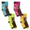 CH-00776-A12-chaussettes-fantaisie-singes-bananes-4-paires