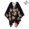 AT-06150-F12-LB_FR-poncho-femme-noir-moutarde