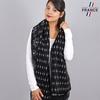 AT-05517_W12-2FR_Chale-franges-motifs-geometriques-noir-gris