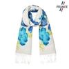 AT-05759_F12-1FR_Echarpe-femme-florale-ecru-turquoise