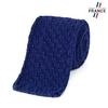 CV-00465_F12-1FR_Cravate-tricot-bleue-marine-fabrication-francaise