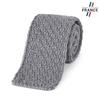 CV-00463_F12-1FR_Cravate-tricot-grise-fabrication-francaise