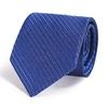 _Cravate-faux-uni-bleue-marine-dandytouch
