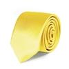 _Cravate-slim-jaune