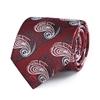 _Cravate-large-bordeaux-motifs-feuilles