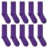 CH-00607_A12-1--_Lot-10-paires-de-chaussettes-homme-violettes-unies