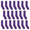 CH-00628_A12-1--_Lot-20-paires-de-chaussettes-homme-violet-unies
